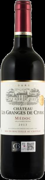 Château Les Granges de Civrac Cru Bourgeois Médoc AOC