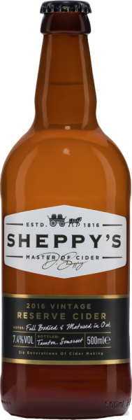 Sheppy's Vintage Reserve Oak Matured Somerset Cider