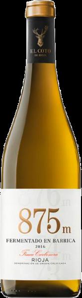 "Rioja ""El Coto"" Chardonnay 875m"
