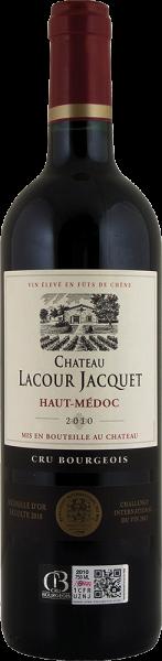 Château Lacour Jacquet - Château Lacour Jacquet Cru Bourgeois Haut-Médoc AOC