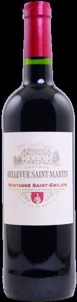 Château Bellevue Saint-Martin Montagne Saint Emilion AOC