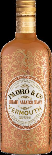 """Vermouth """"Dorado Amargo Suave"""""""