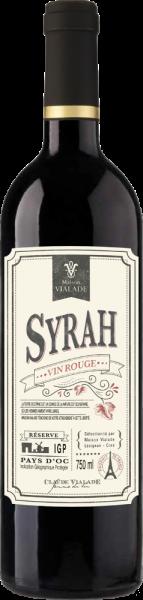 Maison Vialade Vintage Syrah Pays d'Oc IGP