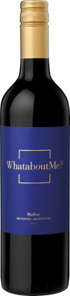 """What About Me?"" Malbec"