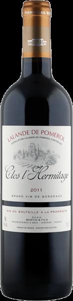 Clos lHermitage - Clos lHermitage Lalande de Pomerol AOC