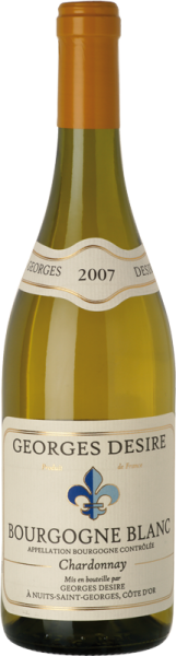Bourgogne Blanc Chardonnay AOC