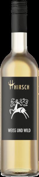 """""""Weiß und Wild"""" Hirsch"""