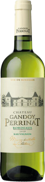 Château Gandoy Perrinat Sauvignon Bordeaux AOC