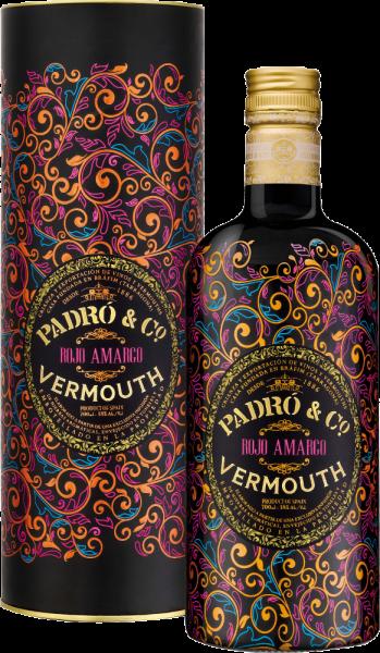 "Vermouth ""Rojo Amargo"""