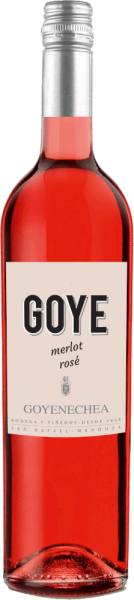 """""""GOYE"""" Merlot Rosé"""