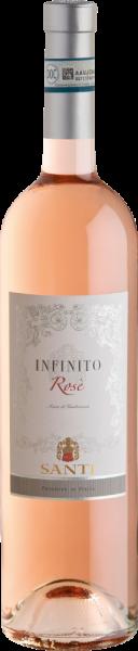 Santi - Chiaretto Bardolino classico rosé DOC LInfinito