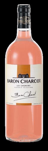"""""""Baron Charcot"""" rosé Vin de Pays de l'Herault"""