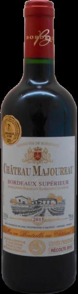 Château Majoureau Bordeaux supérieur AOC