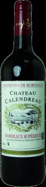 Château Calendreau Bordeaux Supérieur AOC