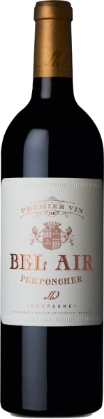 Château Bel Air Perponcher - Château Bel Air rouge supérieur Grand Vin Bordeaux AOC