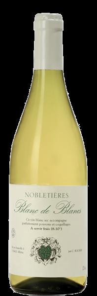 Claudius Rocher - Rocher Blanc de Blancs Nobletières Vin de France