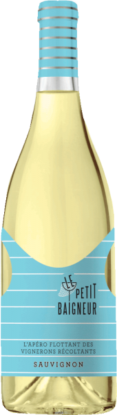 """""""Le Petit Baigneur"""" Sauvignon Bordeaux blanc AOP"""