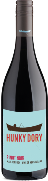 """Hunky Dory"" Pinot Noir Marlborough"