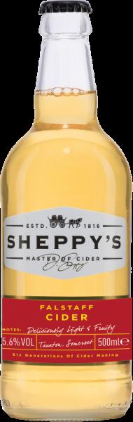 Sheppy's Falstaff Single Variety Apple Cider