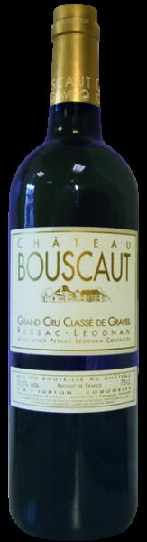 Château Bouscaut Pessac-Léognan Grand Cru classé de Graves AOC