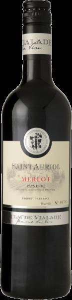"""""""Merlot"""" Saint Auriol Pays d'Oc IGP"""