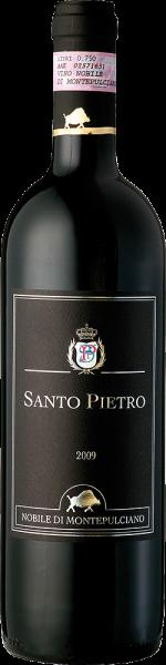 Fattorie di Santo Pietro - Vino Nobile di Montepulciano DOCG Santo Pietro
