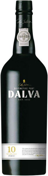 C da Silva - Dalva Port 10 Years Old