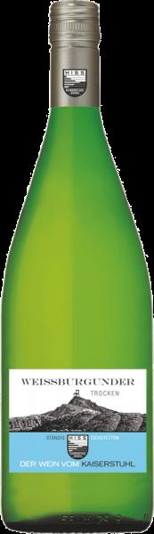 Weingut Hiss - Weissburgunder Eichstetter Herrenbuck QbA