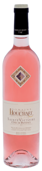 """Côtes de Provence Rosé Sainte Victoire AOC """"Domaine Houchart"""""""