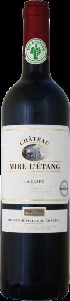 """""""Château Mire L'Etang"""" Coteaux du Languedoc """"La Clape"""" AOP"""