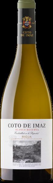 "Rioja ""Coto de Imaz"" Blanco Reserva DOCa"