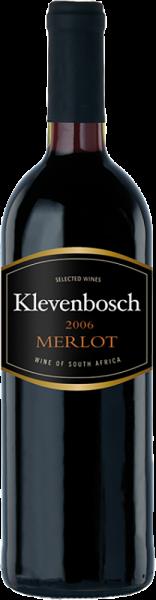 McGregor Winery - Klevenbosch Merlot