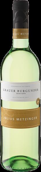 Südpfälzer Weinvertrieb - Julius Metzinger Grauer Burgunder QbA trocken