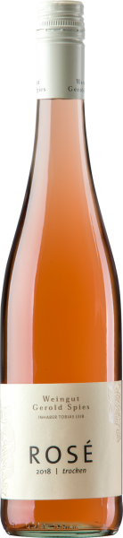 Rosé trocken Weingut Gerold Spies