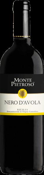 """Monte Pietroso"" Nero d'Avola Sicilia DOC"