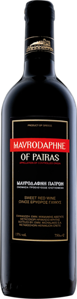 Michalakis Estate - Mavrodaphne of Patras AOC