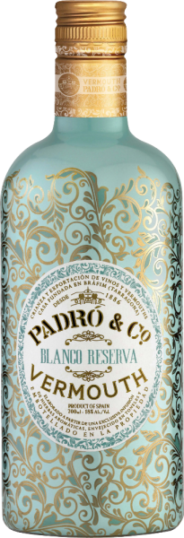 "Vermouth ""Blanco Reserva"""