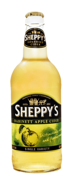 Sheppy's Dabinett Single Variety Apple Cider