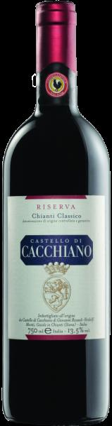 """Chianti classico Riserva DOCG """"Castello di Cacchiano"""""""