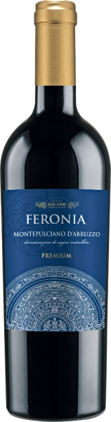 """Montepulciano d'Abruzzo Premium DOC """"Feronia"""""""