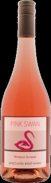 """Pink Swan"" Cuvée rosé trocken Pfalz QbA"