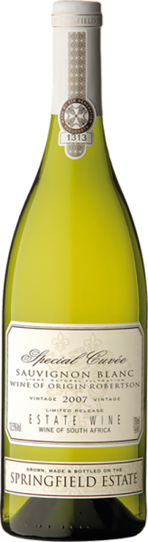 Springfield Estate - Special Cuvée Sauvignon Blanc