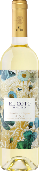 """Rioja """"El Coto"""" Blanco Semidulce DOCa"""