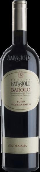"Barolo DOCG ""Bussia Vigneto Bofani"" Batasiolo"