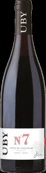 """""""Domaine Uby"""" Merlot Tannat Côtes de Gascogne IGP"""