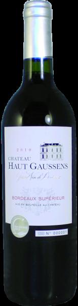 Château Haut Gaussens Bordeaux Supérieur AOC