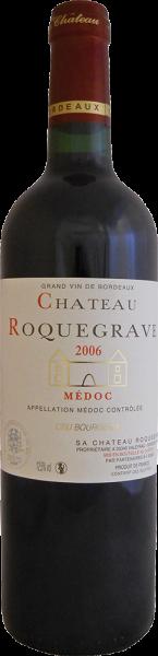 Château Roquegrave - Château Roquegrave Médoc Cru Bourgeois AOC