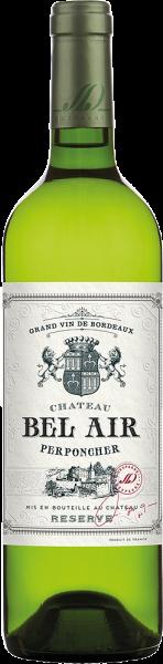 Château Bel Air Perponcher - Château Bel Air blanc Réserve Entre deux Mers AOC