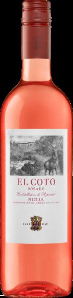 """Rioja """"El Coto"""" rosado DOCa"""