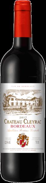 Château Cleyrac Bordeaux rouge AOC